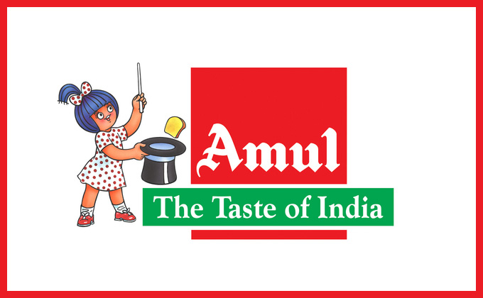 bcg matrix of amul